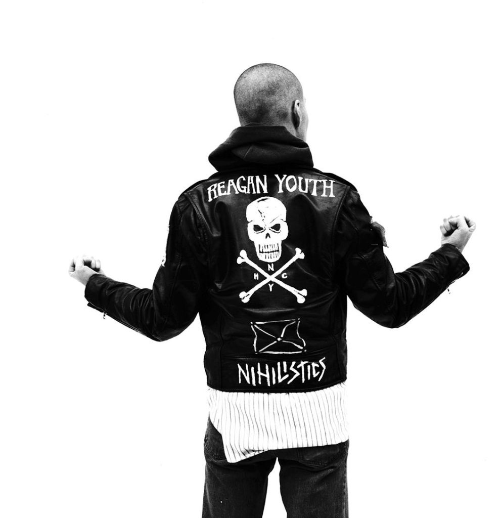 Reagan Youth Jacket Back